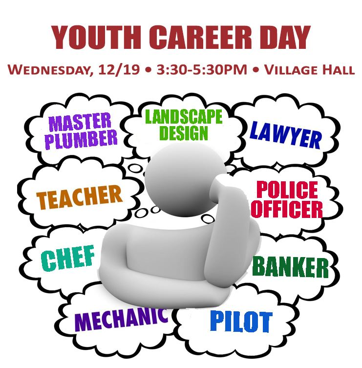 Image of Career Day logo