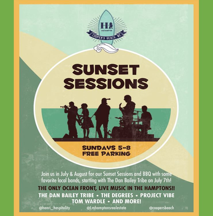 Image of Coopers Sunset Sessions
