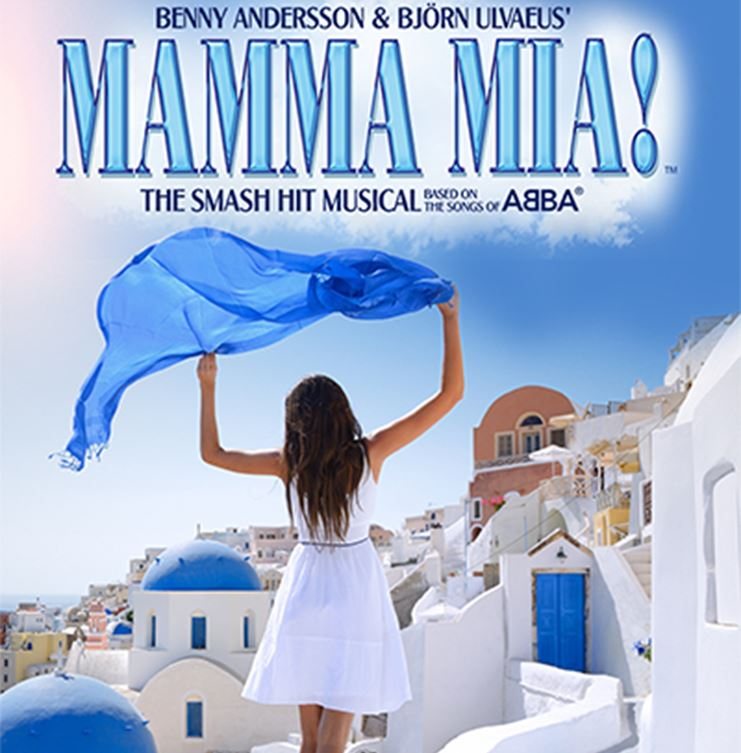 Image of Mamma Mia! at Southampton Cultural Center